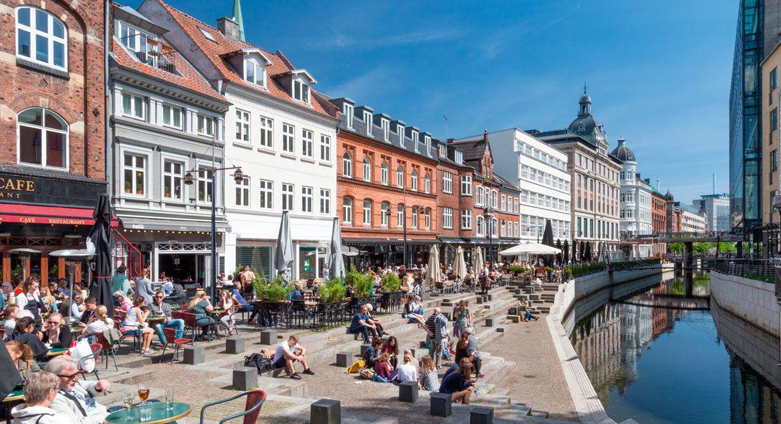 Kontorlejemål.dk giver dig overblik over ledige lejemål i Aarhus